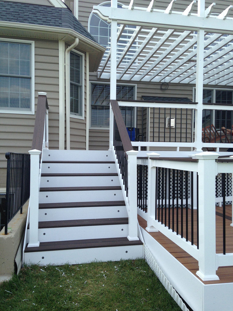 Haymarket Deck With Wheelchair Access Bull Run Valley
