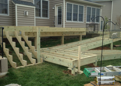 Haymarket Deck Builder